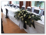 Wedding chair covers and organza sashes in Dewsbury